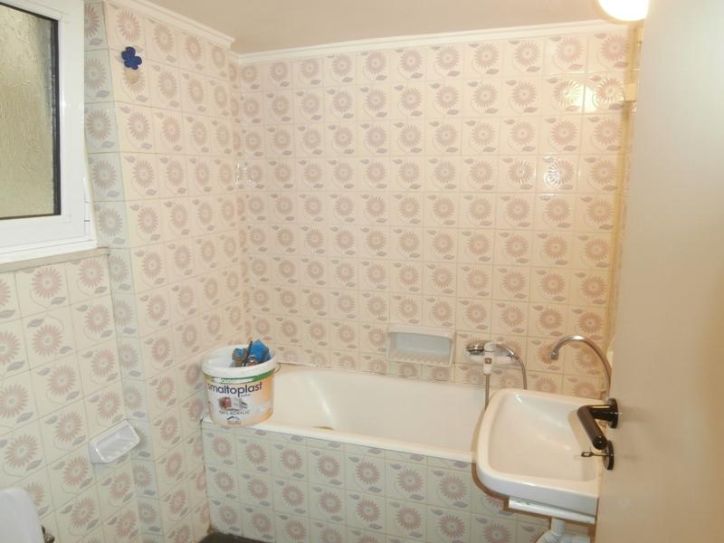 Μπάνιο πριν την ανακαίνιση