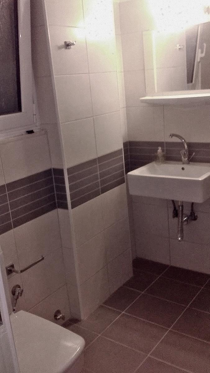 Ανακαίνιση μπάνιου μετά  2