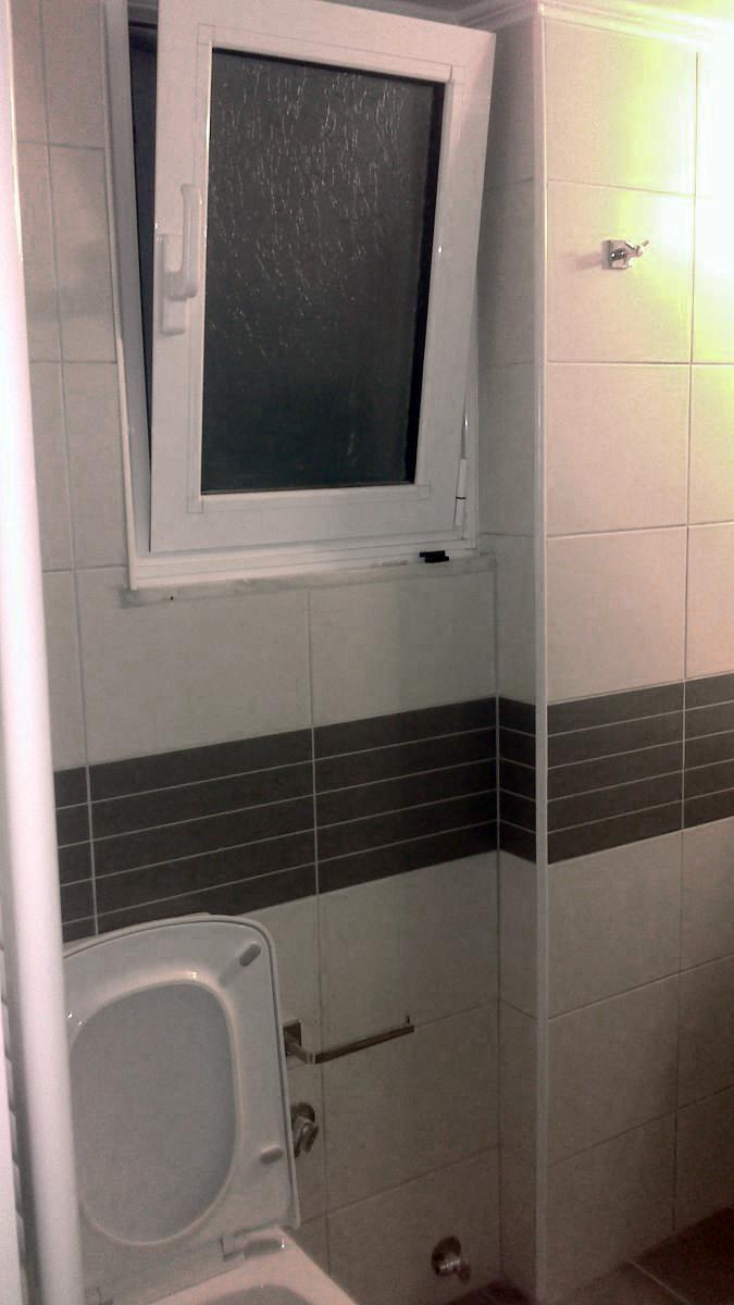 Ανακαίνιση μπάνιου μετά  03